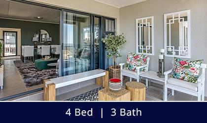 Jacana Estate - 2 bed 3 bath units