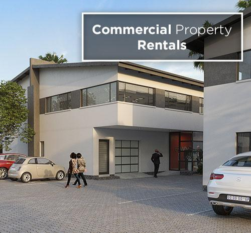 Commercial Property rentals